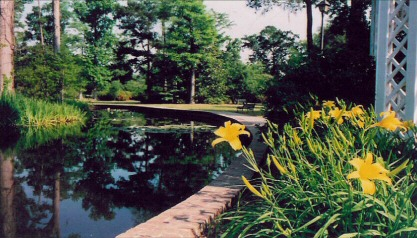 Azalea Park in Summerville, South Carolina